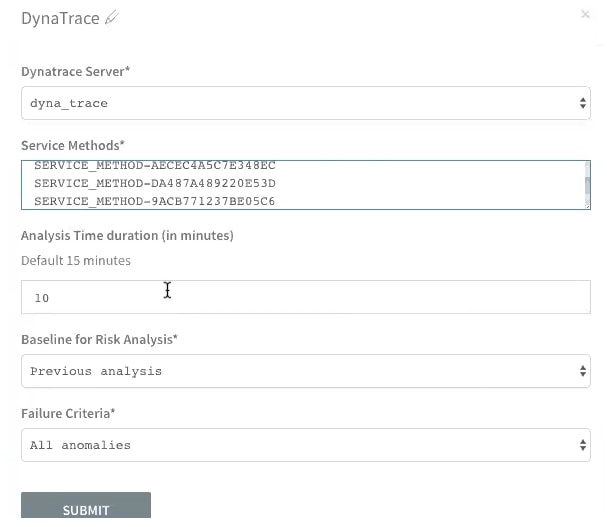 Configure Dynatrace - Harness Continuous Delivery