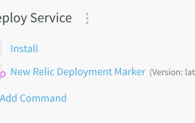Deploy Service - Harness Continuous Delivery - Product Shot