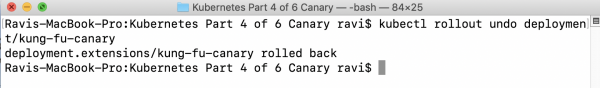 Kubernetes Canary Deployment - Harness Continuous Delivery