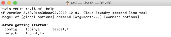 Bash - Harness Continuous Delivery