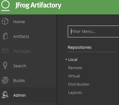 jFrog Artifactory - Harness Continuous Delivery
