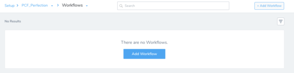 Harness Workflow - Harness Continuous Delivery