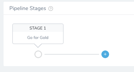 Stage Pipeline - Harness Continuous Delivery