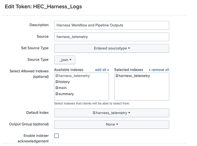 Tutorial: [Observability] Publish Pipeline Events to Splunk HEC
